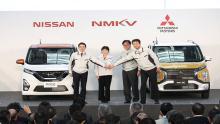 خودروهای-نیمه-خودران-سری-Kei-میتسوبیشی-و-نیسان-معرفی-شدند