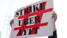 اعتصاب-رانندگان-شرکتهای-تاکسی-اینترنتی-در-آمریکا