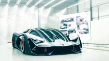 معرفی و بررسی خودروی جدید لامبورگینی  Lamborghini Terzo Millenio