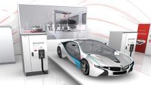 سریع-ترین-شارژر-مخصوص-خودروهای-برقی،-توسط-ABB-ساخته-شد