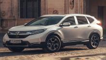 هوندا-CR-V-هیبرید-مدل-۲۰۱۹؛-کم-مصرفترین-کراس-اور-کامپکت