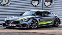 مرسدس AMG GT R Pro رونمایی شد