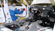 تولید-خودرو-۵۷-درصد-کاهش-یافت