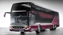 افزایش-ایمنی-اتوبوسهای-دایملر-با-فناوری-جدید-چراغهای-جلو-LED
